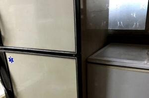 遺品整理・不用品の回収なら便利屋「湘南カンパニー湘南」作業実績の画像(冷蔵庫の回収作業)