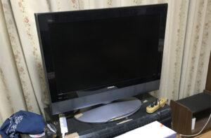 遺品整理・不用品の回収なら便利屋「湘南カンパニー湘南」作業実績の画像(テレビの回収)