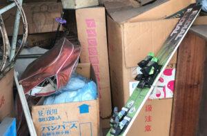 遺品整理・不用品の回収なら便利屋「湘南カンパニー湘南」作業実績の画像(物置や蔵や納屋のかたずけ)